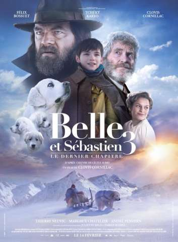 Belle & Sebastian 3, Friends for Life