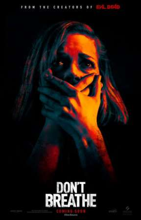 'Don't Breathe' Movie Poster