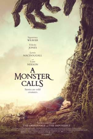 'A Monster Calls' Movie Poster