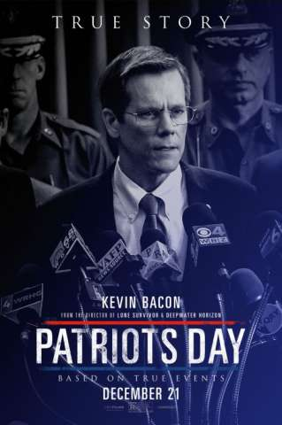 'Patriots Day' Movie Poster
