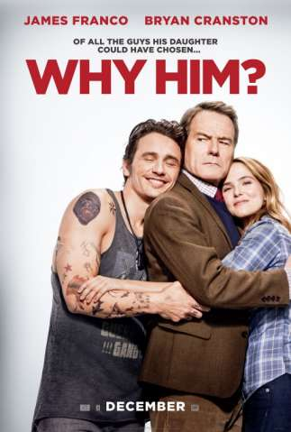 'Why Him' Movie Poster