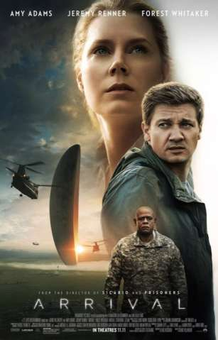 'Arrival' Movie Poster
